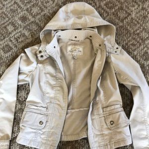 Abercrombie fall jacket